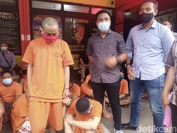 Dua pelaku jambret yang sudah beraksi 47 kali di Bandung diringkus polisi
