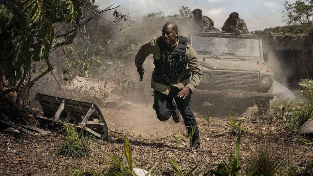 Catat! Kekacauan dan Tabrakan Mobil di Fast & Furious Tak Pakai CGI