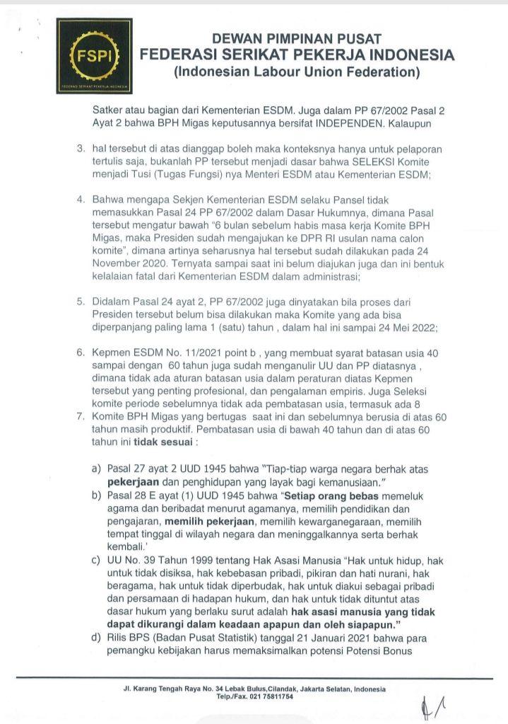 Federasi Serikat Pekerja Indonesia