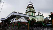 Foto Masjid Baiturrokhmah Cimahi, Saksi Bisu Perjuangan Usir Penjajah