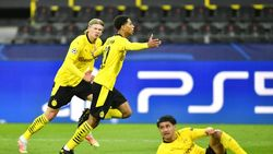 Dortmund Unggul 1-0 atas Man City di Babak I