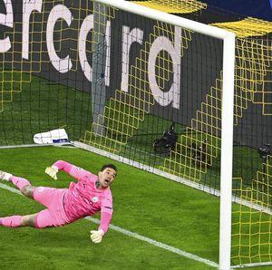 Liverpool Vs Real Madrid Masih 0-0 di Babak Pertama