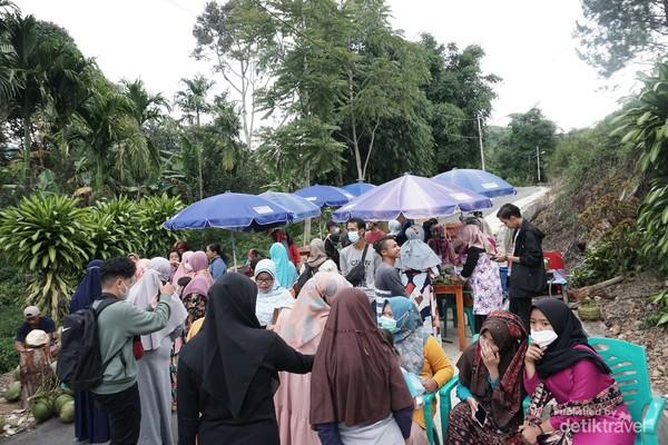 Suasana Kampoeng Kuliner