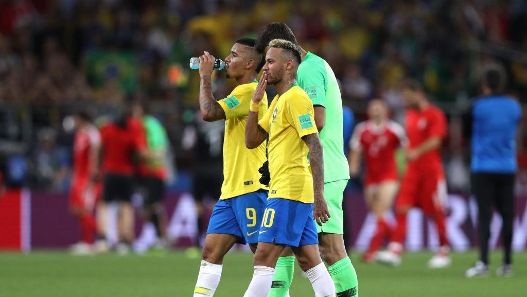 Thiago Silva: Neymar Hadapi Tekanan Berbeda