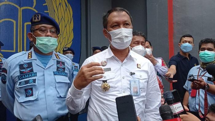 Kepala Kantor Wilayah Kemenkumham Jawa Barat, Sudjonggo