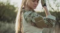Tentara Cantik Beralih Jadi Selebgram, Sering Diminta Jadi Pacar Bayaran