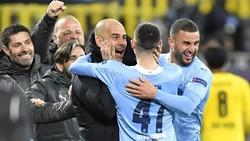 Man City Belum Terkalahkan di Liga Champions