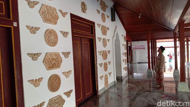 Masjid Mantingan, Jepara. Peninggalan Ratu Kalinyamat.