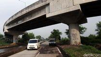 Proyek Interchange Km 149 Tol Gedebage Tak Kunjung Rampung