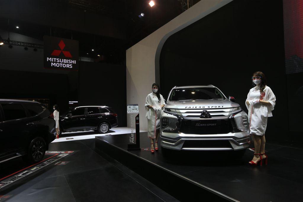 Mitsubishi di IIMS 2021