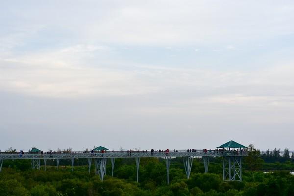 Pattani juga punya banyak pemandangan hijau untuk rekreasi. (Getty Images)
