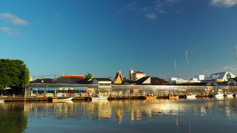 Patani, wilayah islam pertama di Thailand