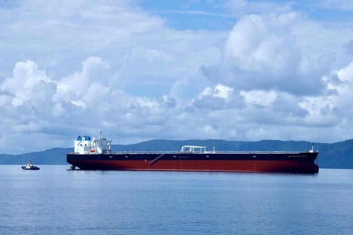 Kapal tanker raksasa Pertamian Pride