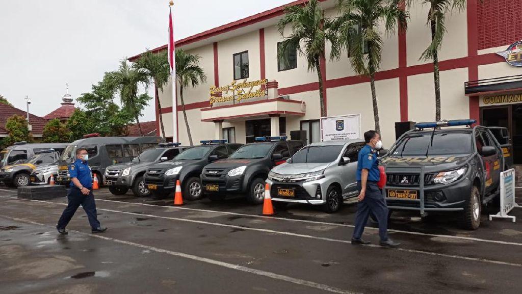 Polisi Periksa 3 Pejabat Damkar Depok soal Aduan Sandi Whistleblower