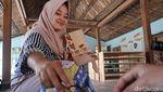 Potret Sentra Produksi Rekal Motif Batik di Bantul