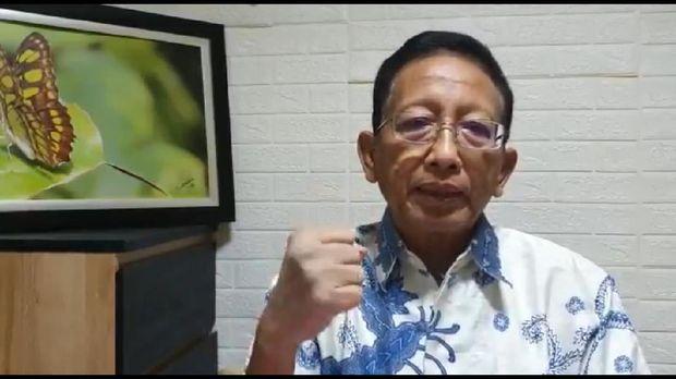 Ketua Satgas Covid IDI, Prof Zubairi Djoerban