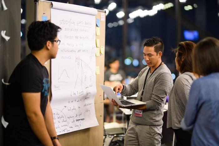 Smart Energy Hackathon 2017 - Bangkok