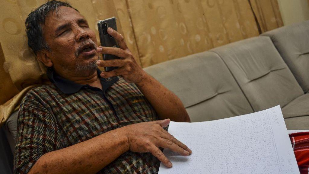 Semangat Penyandang Disabilitas Membaca Al-Quran