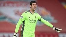 Courtois: Chelsea Vs Madrid Akan Ditentukan Detail Kecil