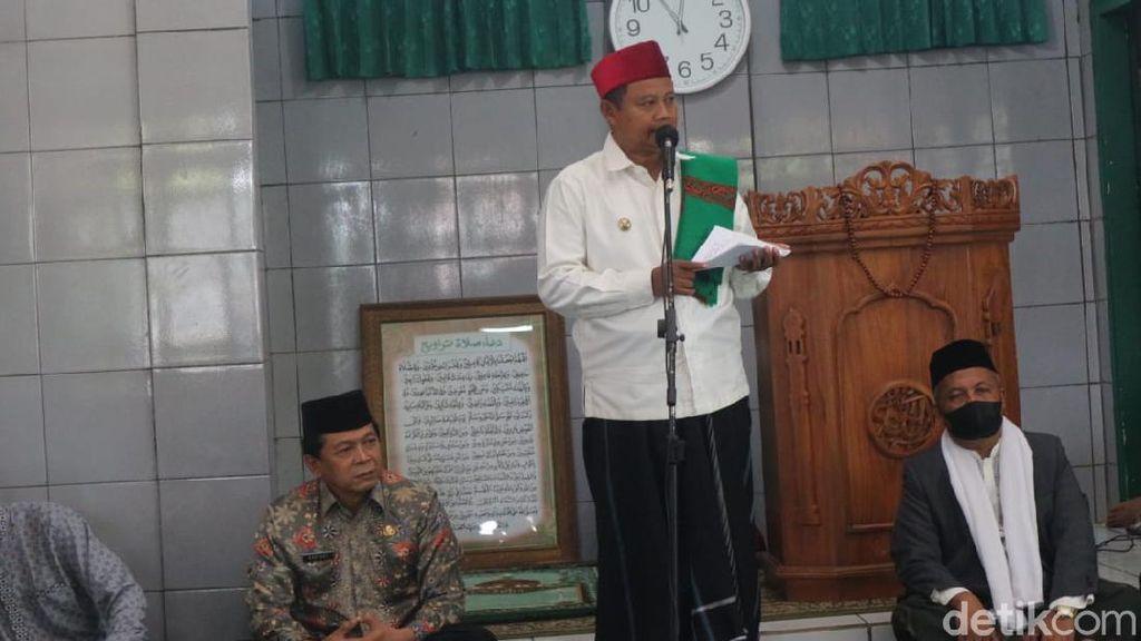 Safari Ramadan ke Ponpes, Wagub Uu Ingatkan Santri Agar Tak Jadi Ulama KW