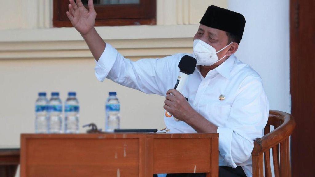 Lagi, 4 Pejabat Dinkes Banten Dipecat Imbas Korupsi Pengadaan Masker