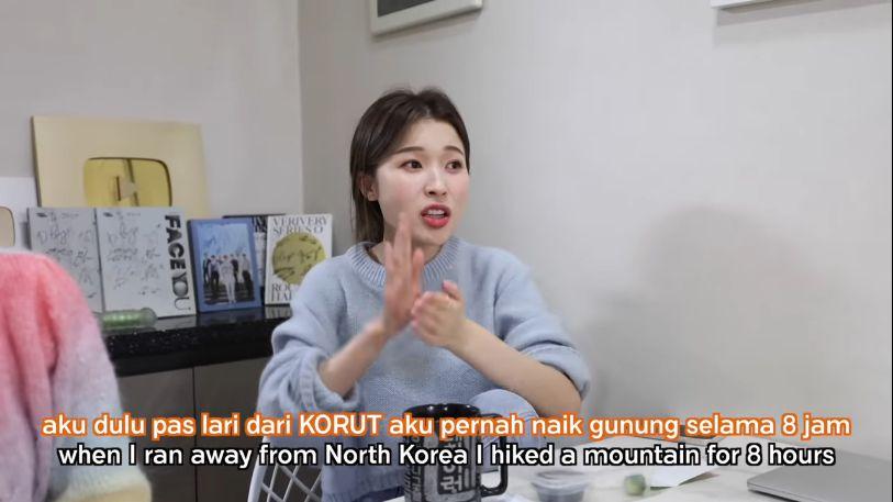 Wanita Korea Utara Coba Puasa Pertama Kali