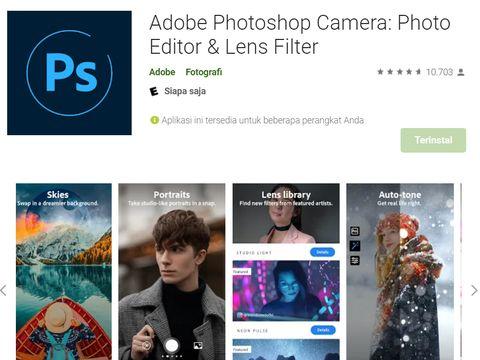 Aplikasi edit foto terbaik untuk Android dan iOS
