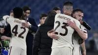 AS Roma Jaga Marwah Italia di Kompetisi Antarklub Eropa