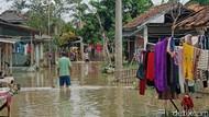 Puluhan Rumah di Pangasinan Karawang Terendam Banjir