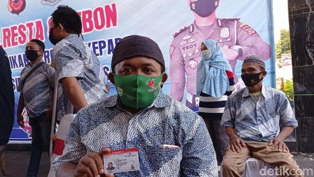 Belasan Difabel Cirebon Berhasil Lulus Uji SIM D