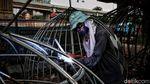 Bisnis Kubah Masjid Mulai Bangkit Saat Ramadhan