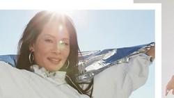 6 Potret Terbaru Lucy Liu di Usia 52, Wajah Awet Mudanya Bikin Pangling