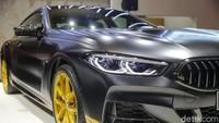 Cuma Ada 1 di RI, Ini Tampang BMW Seri 8 Golden Thunder Edition