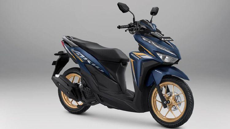 Makin Segar, Ini Pilihan Warna Baru Honda Vario 125