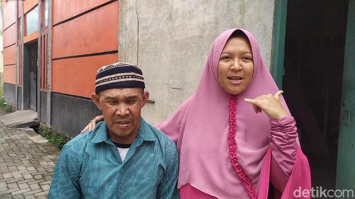 Kakek penarik becak yang dicuri uangnya bisa beli rumah dari donasi