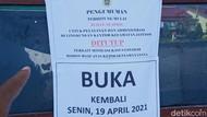 Pelayanan Publik di Kantor Kecamatan Jatinom Klaten Ditiadakan, Kenapa?