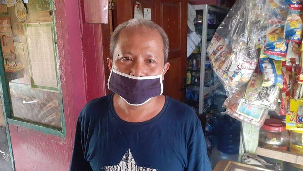 Ketua RT 01/RW 06, Kelurahan Kampung Rawa, Johar Baru Maman Hermana