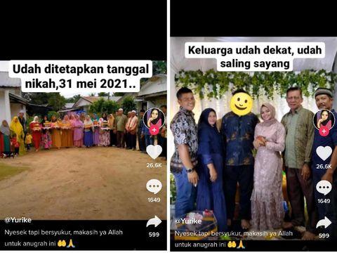 Kisah sedih wanita yang gagal menikah, karena pria malah menikah dengan wanita lain.