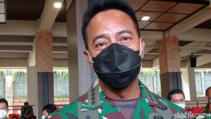KSAD, Jenderal TNI Andika Perkasa (Wilda/detikcom)