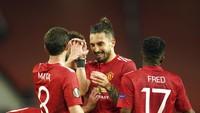 MU ke Semifinal Liga Europa, Semoga Tak Mentok Lagi di 4 Besar