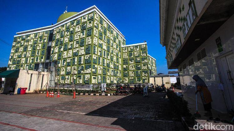 Keren Masjid Tanpa Kubah Ini Karya Ridwan Kamil Loh