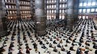 Salat Jumat Pekan Pertama Ramadhan di Masjid Istiqlal