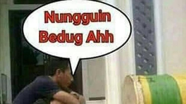 8 Meme Nyeleneh Netizen Halu Pas Nunggu Bedug Ini Bikin Nyengir Dalam Hati