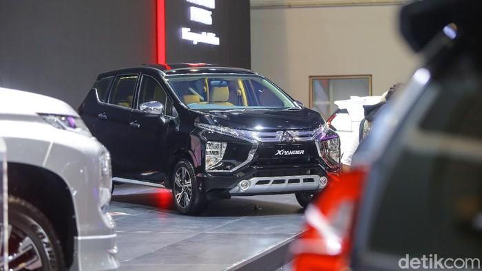 Mitsubishi berpartisipasi dalam ajang Indonesia International Motor Show (IIMS) Hybrid 2021.  Mereka memperkenalkan kembali beragam keunggulan produk dan layanan.