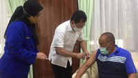 Ical Ungkap Alasan Disuntik Vaksin Nusantara: Saya Utang Nyawa ke Terawan