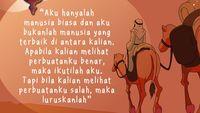 Abu Bakar Ash Shiddiq: Aku Bukan Manusia Terbaik, Bila Aku Salah Luruskanlah
