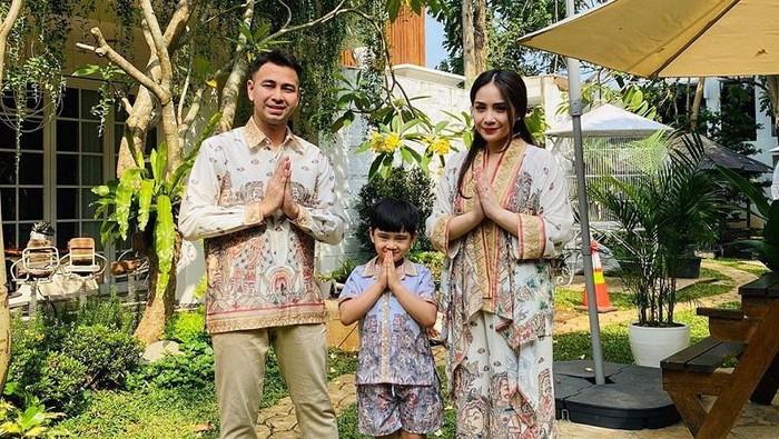 Raffi Ahmad, Rafathar, dan Nagita Slavina