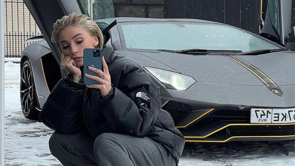 Selebgram Pamer Lamborghini, Kini Disita karena Tak Mampu Bayar Tilang
