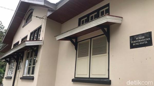 Di sini ada rumah tempat peristirahatan Bung Hatta. Untuk menjelajah lokasi ini bisa dengan berkendaraan. Tapi akan lebih seru jika menggunakan sepeda, atau berjalan kaki sekalian. Pasti makin seru! (Jeka Kampai/detikTravel)