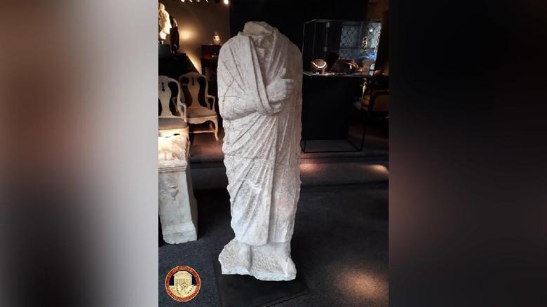 Patung Togatus Italia